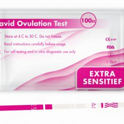 Dipstick extra sensitieve ovulatietesten (huismerk)